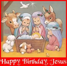 Happy Birthday Jesus Wallpaper 23