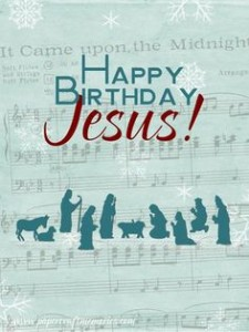 Happy Birthday Jesus Wallpaper 3 225×300