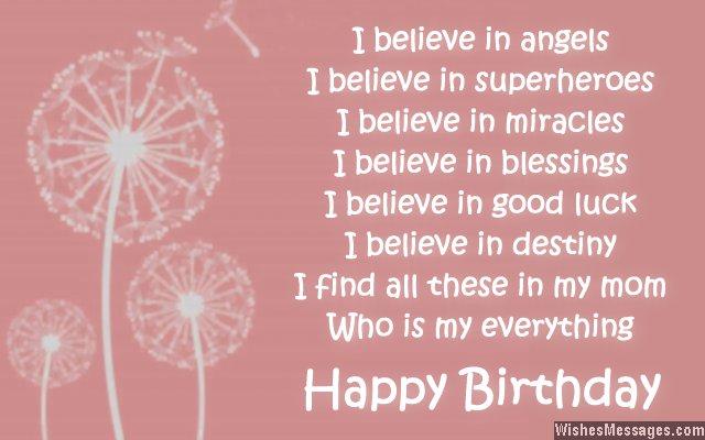 Happy Birthday Mum 12