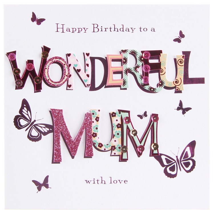 Happy Birthday Mum | The Art Mad Wallpapers: theartmad.com/happy-birthday-mum