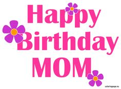 Happy Birthday Mum 5