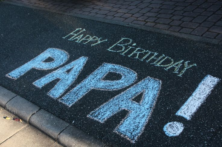 Happy Birthday Papa 7