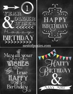 Happy Birthday Poster Ideas Tumblr 5 234×300