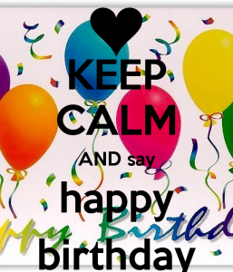 Happy Birthday Posters 1 257×300