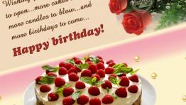 Happy Birthday Scraps With Cake 9 262×148
