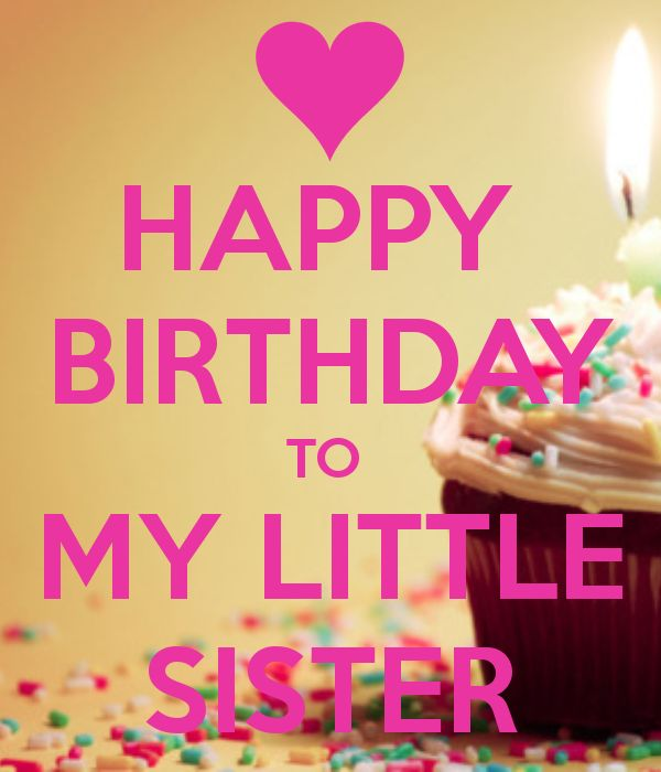 Happy Birthday Sister 1