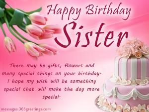 Happy Birthday Sister 14 300×225