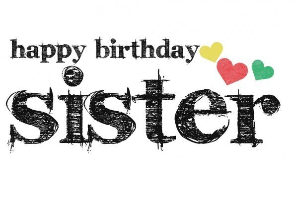 Happy Birthday Sister 22