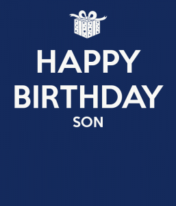 Happy Birthday Son 2 257×300