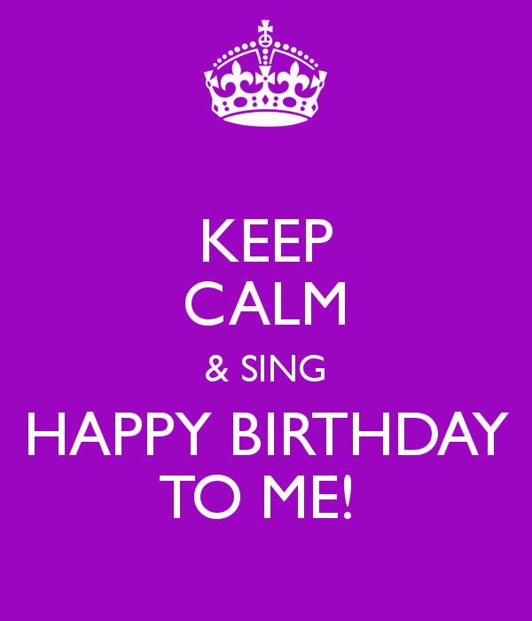 Happy Birthday To Me 9