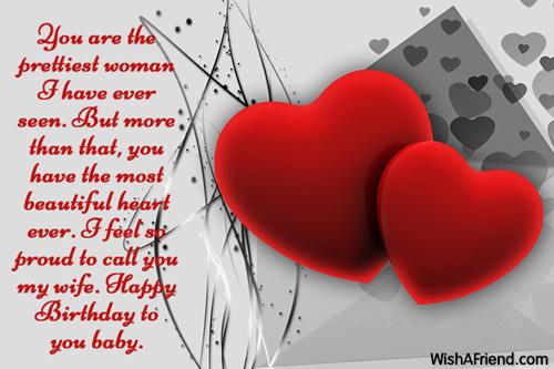 Happy Birthday To My Wife 21