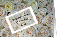 Happy Birthday White Roses Images 1