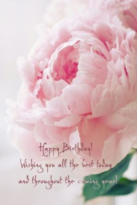 Happy Birthday Wishes Images Flowers 19 200×300