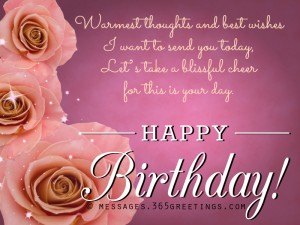 Happy Birthday Wishes Message 8 300×225