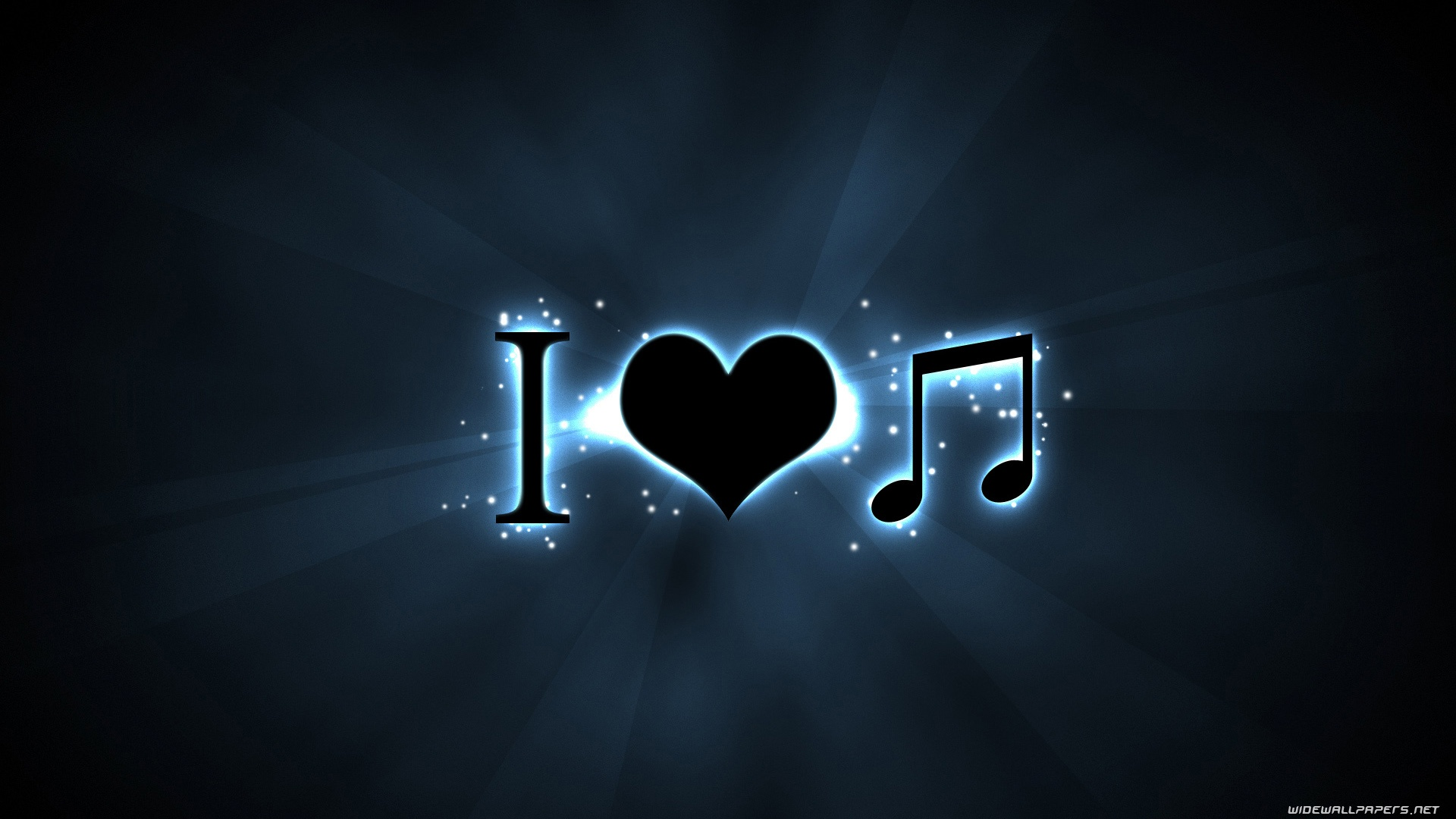 I Love Music Wallpapers 4