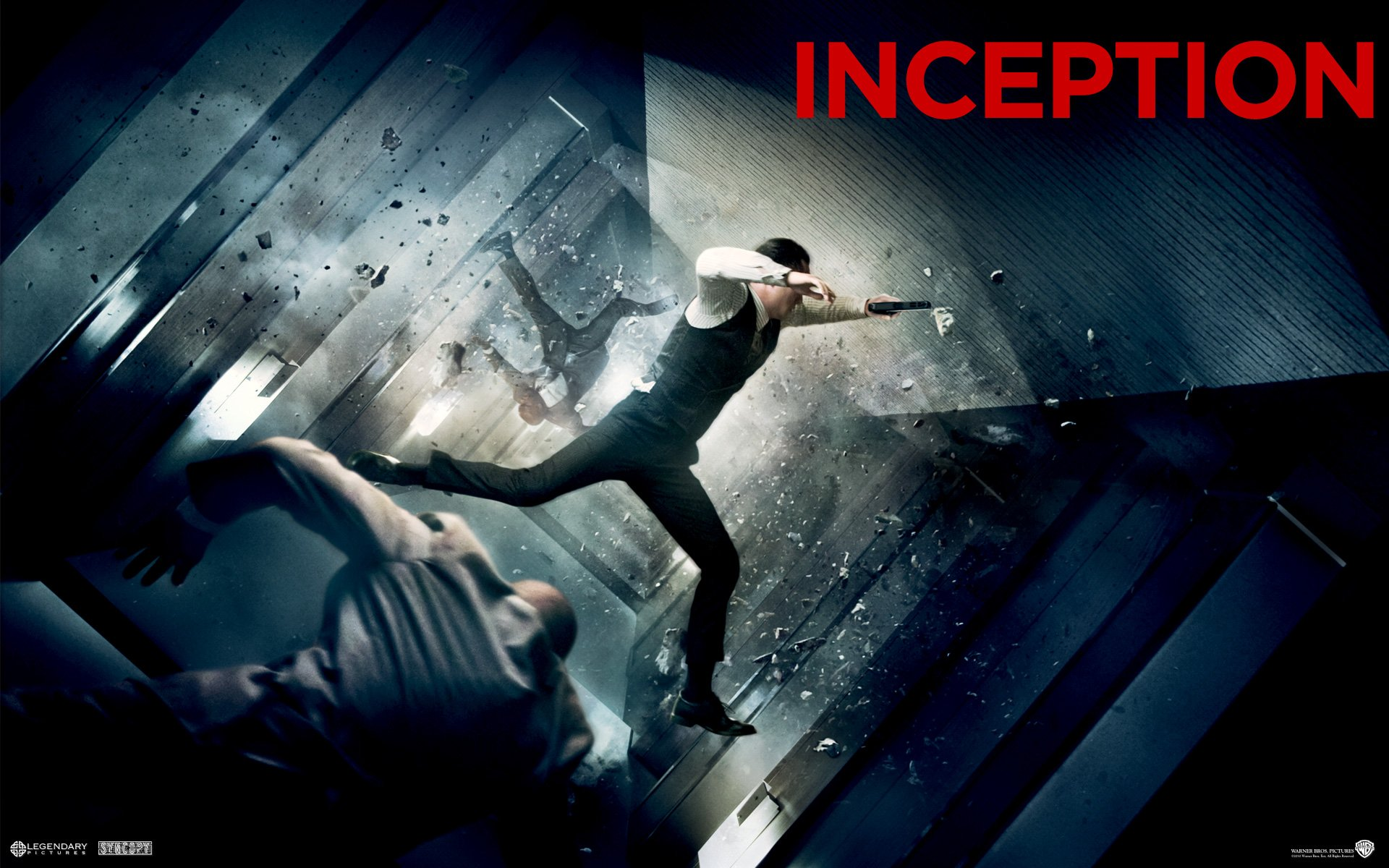 Inception Wallpaper 7