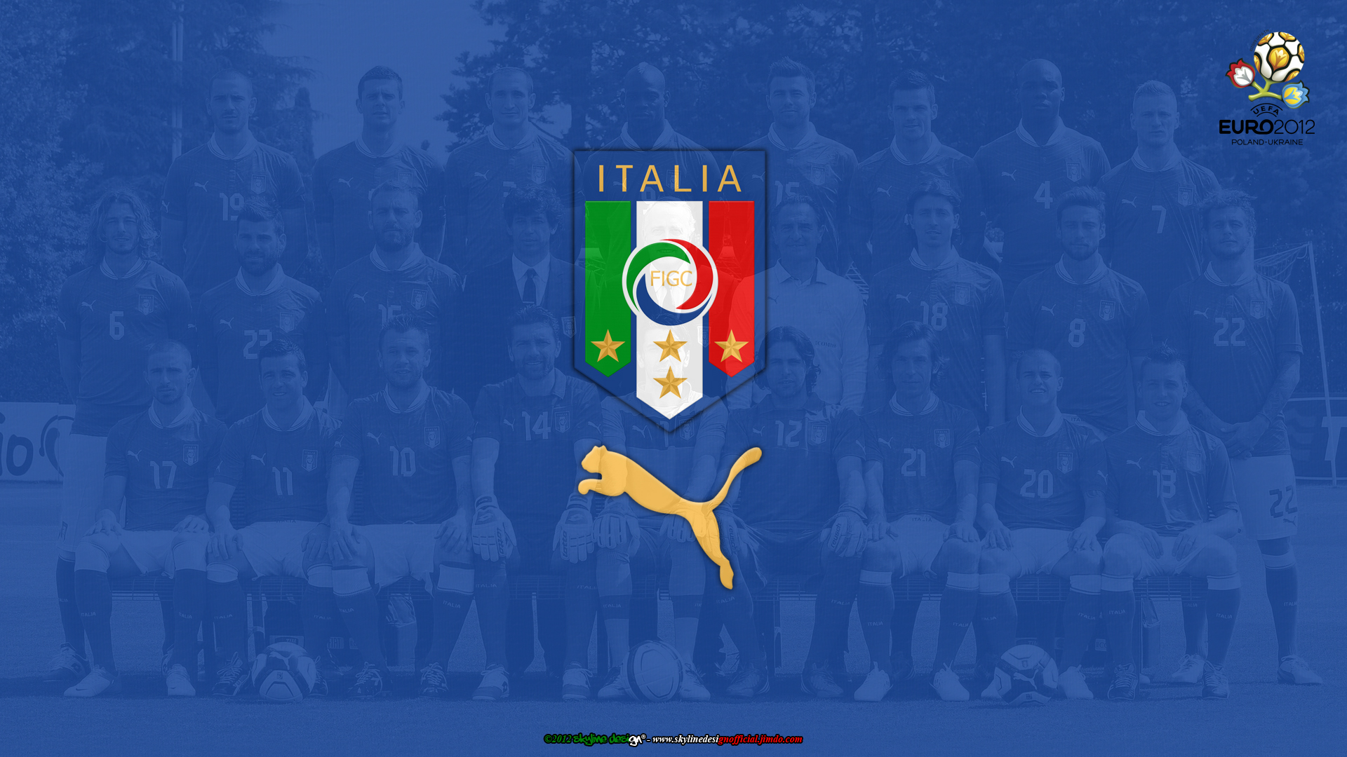 Italy Football Wallpaper 3