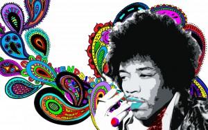 Jimi Hendrix Wallpaper Psychedelic 9 300×188