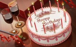 Lovely Birthday Cake Wallpapers 2 300×188