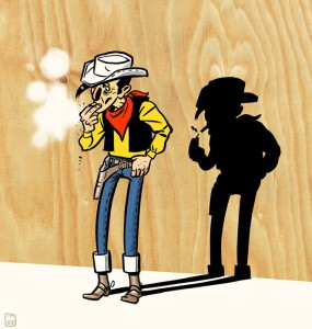 Lucky Luke Shadow 6 285×300