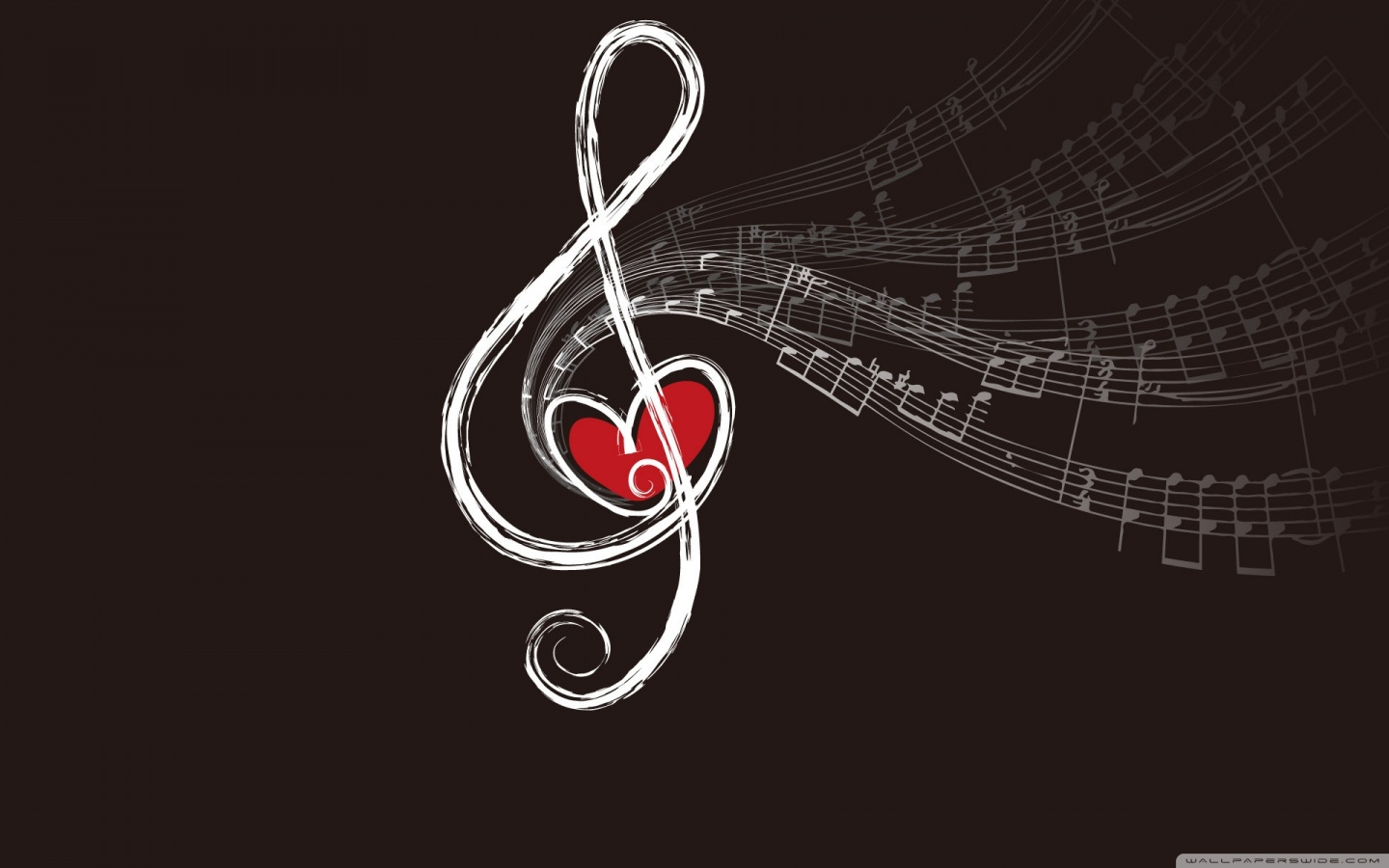 Music Notes Desktop Wallpaper 3