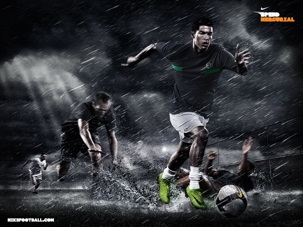 Nike Football Wallpaper 2009 4