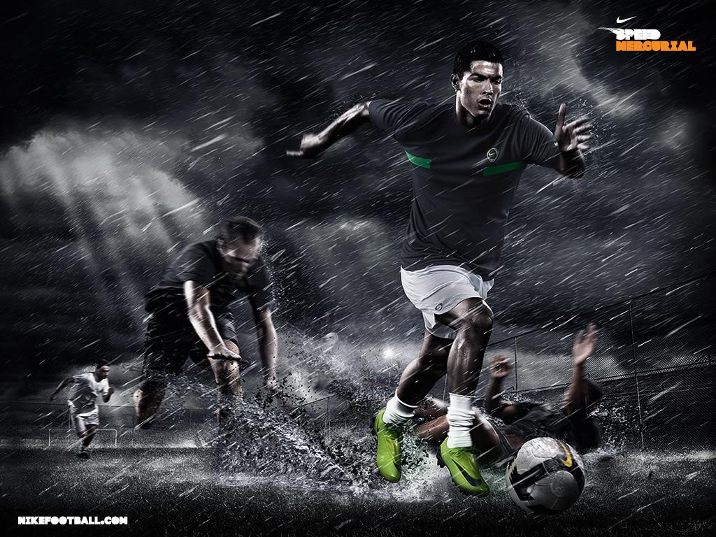 Nike Football Wallpaper 2009 4