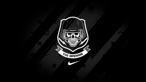 Nike Gridiron Football Wallpaper 6 300×168