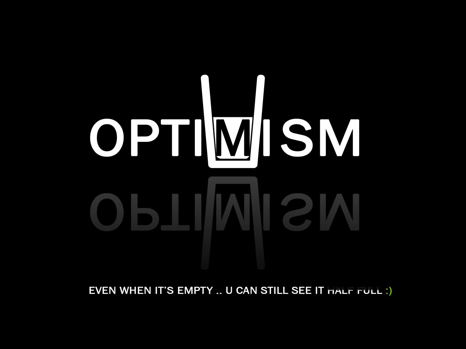 Optimism Wallpaper 5