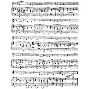 Piano Music Sheet Background 3 300×300