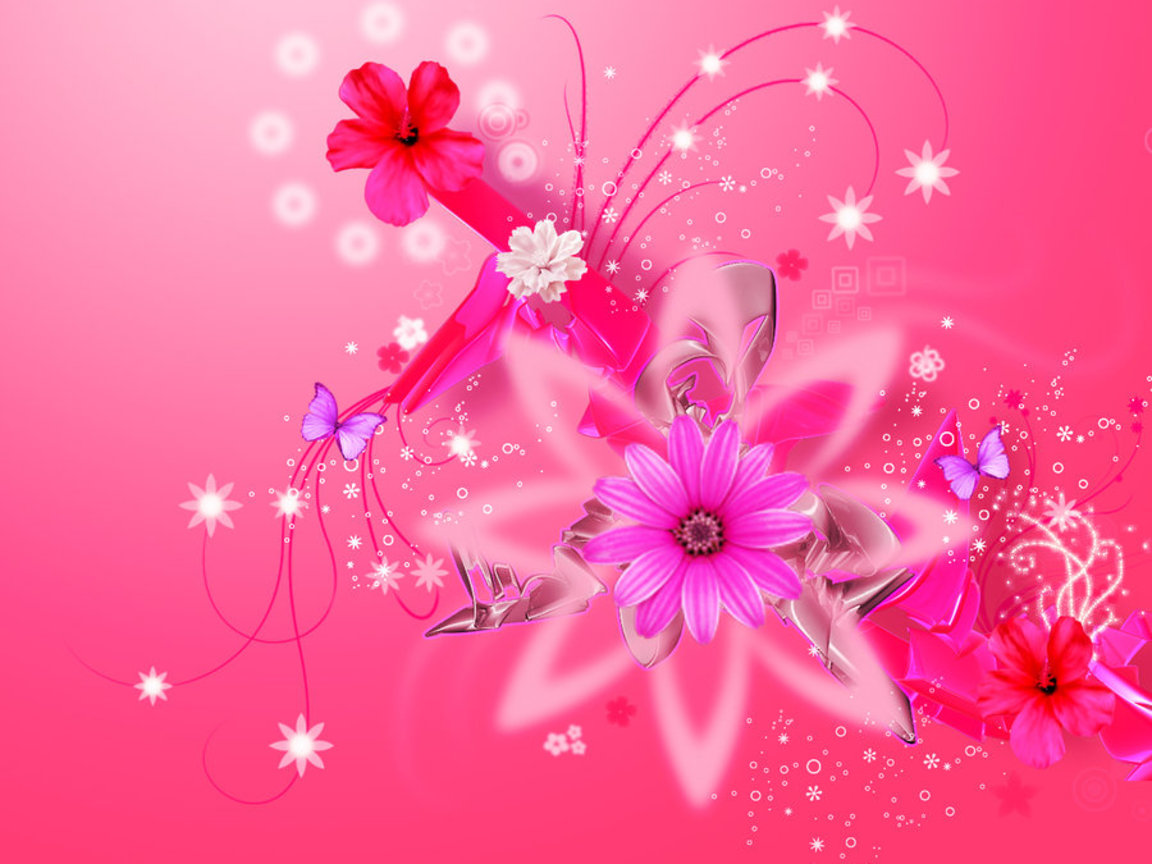 FunMozar Pretty Girly Colorful Wallpapers Image Source From This