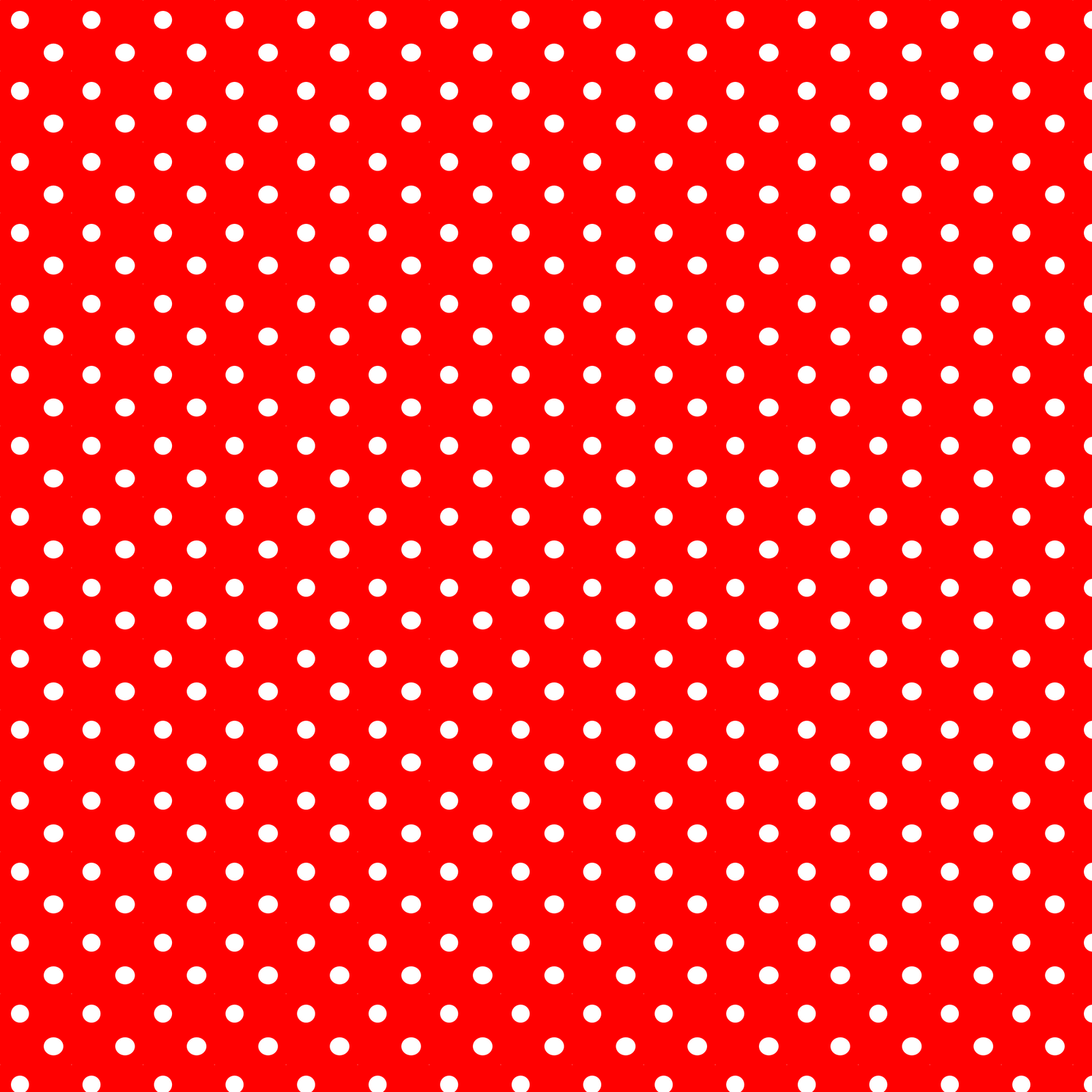 Red And White Polka Dot Wallpaper 2