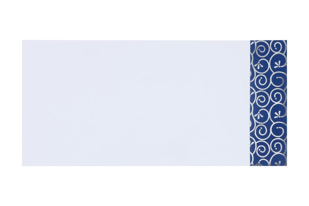 wedding invitation royal blue background matik for With royal blue wedding invitations background