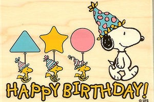 Snoopy Happy Birthday 23