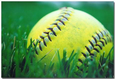Softball Wallpaper 7
