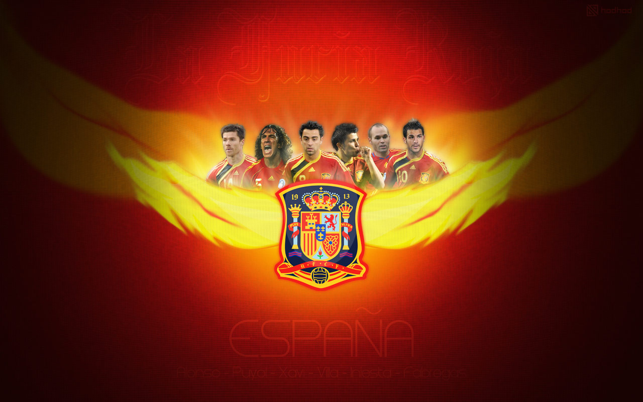 Spain Football Wallpaper 1