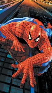 Spiderman IPhone 5 Wallpaper Hd 7 169×300