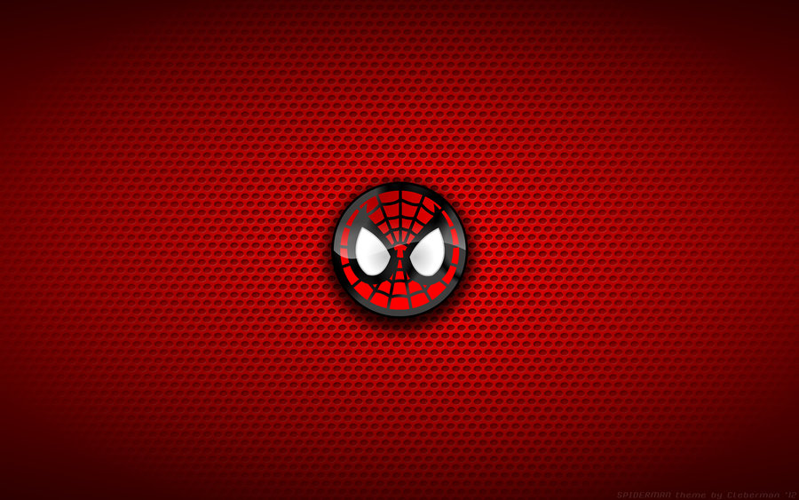 Spiderman Logo Wallpaper 8