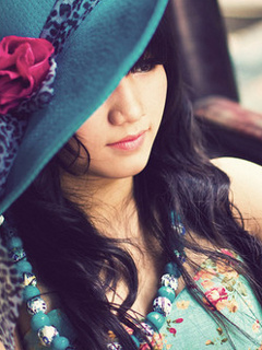 Latest Fashion Trends: cool and stylish girl wallpapers ... Stylish Cool Girl With Hat