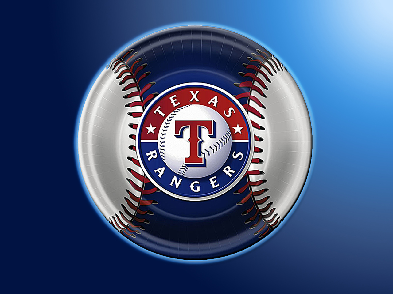 Texas Rangers Baseball Wallpaper 2