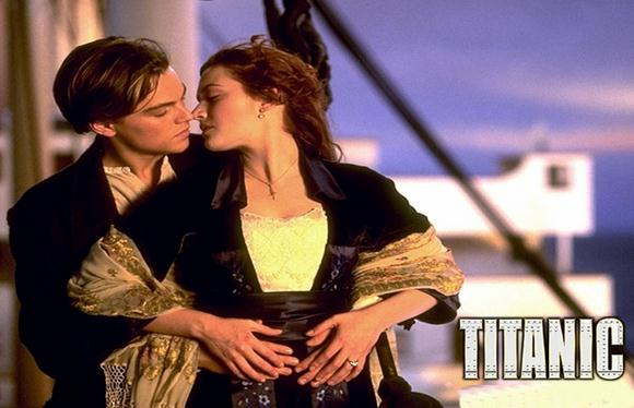 Titanic Kiss Wallpapers 3