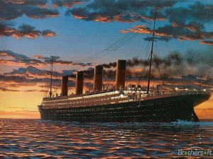 Titanic Ship Wallpapers For Desktop 3 300×225