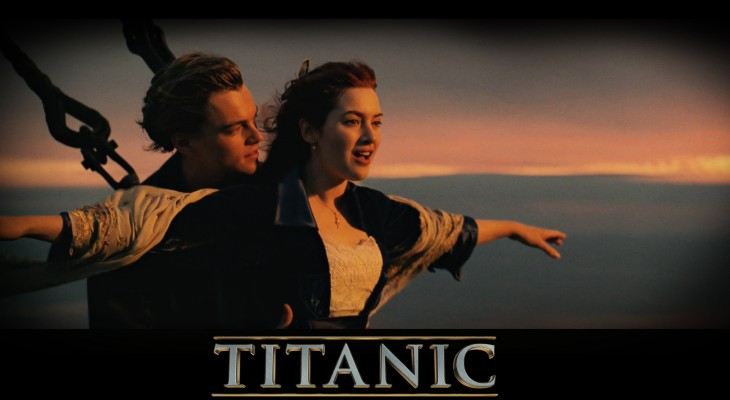 Titanic Wallpaper Flying 4