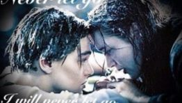 Titanic Wallpaper Jack And Rose With Quotes 2 300×220