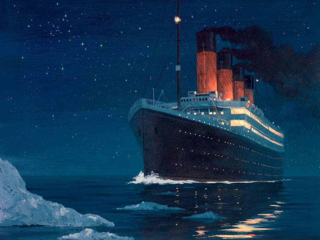 Titanic Wallpapers 3