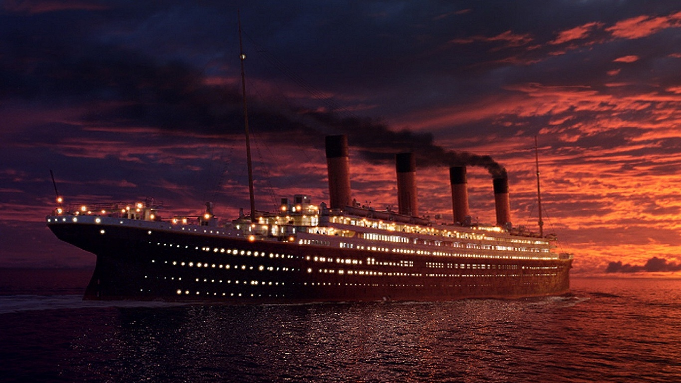 Titanic Wallpapers 4