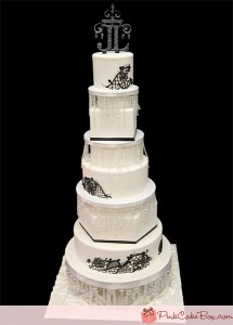Unique Wedding Cakes 3 215×300