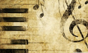 Vintage Music Background Hd 3 300×180