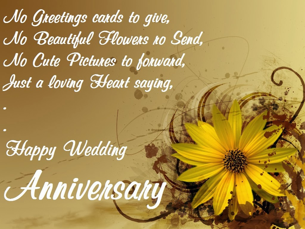 Wedding Anniversary Wishes 3