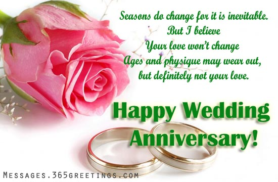Wedding Anniversary Wishes 7